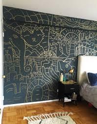 gallery jaima art bedroom wall mural