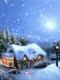 beautiful snow scenes at christmas winter scene christmas