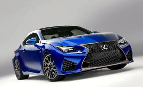 lexus sedan 2015 2015 lexus rc f u2013 feature u2013 car and driver