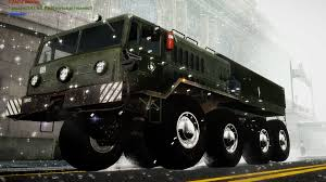 Maz 535 Russia Big Military Truck Gta 4 Test Drive Youtube