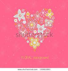 Wallpaper With Flowers Sakura Flower White Perfect Serum Collagen Stock Vector 435027052