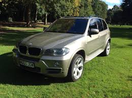 green bmw x5 used 2007 bmw x5 d se 7str for sale in leicestershire pistonheads