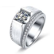 jewelry rings mens images Choucong fashion jewelry men ring 2ct 5a zircon cz 925 sterling jpg