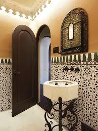moroccan bathroom ideas moroccan style bathroom houzz