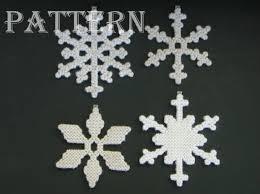 ebluejay needlepoint plastic canvas snowflake ornaments