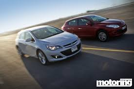 opel dubai twin test opel astra vs renault megane motoring middle east