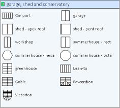 Home Floor Plan Visio Stencil Visio Home Plan Diagram Shapes Stencils And Templates