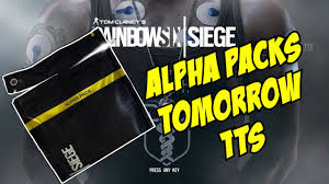 siege test rainbow six siege alpha packs testing patch 2 2 1 tts technical