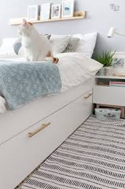 storage beds ikea hackers and beds on pinterest ikea hack storage bed white bed