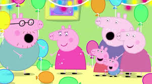 peppa pig birthday mummy pig s birthday peppa pig wiki fandom powered by wikia