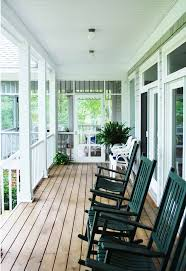 richmond contemporary rocking chair porch traditional with green