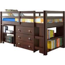 Toybox With Bookshelf Bookcase Bunk U0026 Loft Beds You U0027ll Love Wayfair