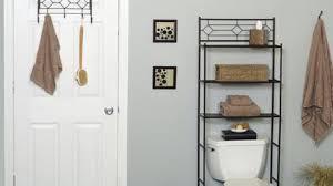 Bathroom Space Saver Shelves Mainstays 3 Shelf Bathroom Space Saver Rubbed Bronze