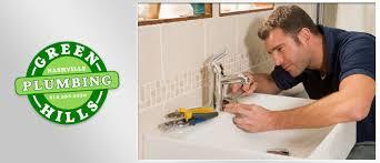nashville residential plumbing contractor in nashville tn