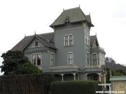 Weird House Pitkin Conrow House Weird California