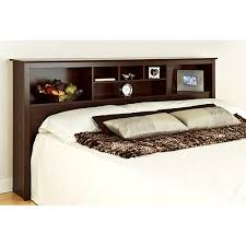 Queen Headboard With Shelves by High Padded Headboards 20603