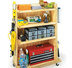 Diy Garage Storage Cabinets Workshop Storage Woodsmith Plans