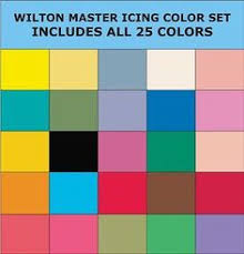 icing and fondant 183346 wilton black food coloring concentrated
