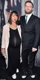 david bowie u0027s son duncan jones and wife rodene ronquillo welcome