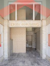 lyon home design studio colourful strings weave through offices of californian design agency