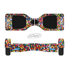 hoverboard amazon black friday the tiny gumballs full body wrap skin kit for the iirov