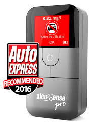 alcosense pro home breathalyzer personal alcohol tester