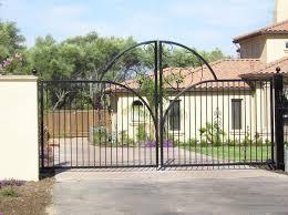 ornamental wrought iron gates sacramento