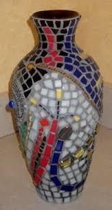 Mosiac Vase Mosaic Vase
