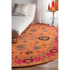 Red And Orange Rug Wool Rugs U0026 Area Rugs Joss U0026 Main