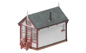 signal shed hornby r9814 platform signal box