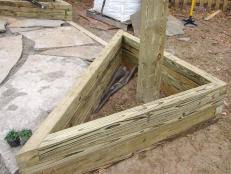 how to build a planter box how tos diy