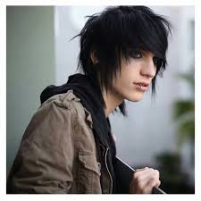 fem guy hairstyle 40 cool emo hairstyles for guys creative ideas