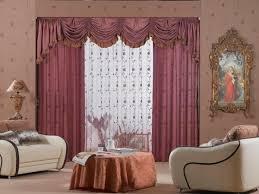 Beautiful Decoration Living Room Curtain Designs Astounding Living Room Curtain Design