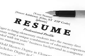 how to write a profile on a resume resume peppapp