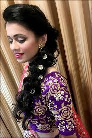 indian hairstyles engagement simple hairstyle for indian engagement 2017 fashion pinterest