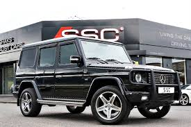 mercedes g55 price mercedes g class 5 5 g55 amg 5dr for sale