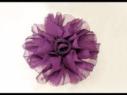 diy how to make shaby chic fabric flower tutorial shaby chic