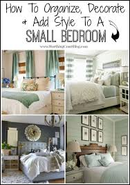 small bedroom decorating ideas how to decorate organize and add style to a small bedroom