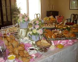 how to prepare a tea party for a crowd tea party