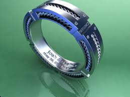 custom wedding rings designanything3d
