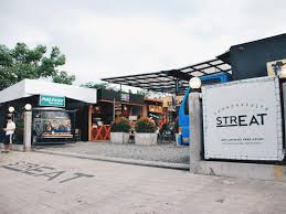 car junkyard in the philippines must try food parks in metro manila spot ph