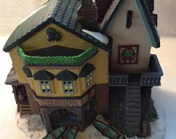collectible houses etsy
