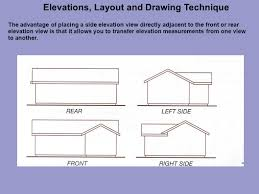 elevations layout and drawing technique ppt video online download