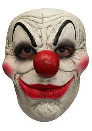 scary masks horror movie masks scary clown masks