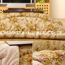 Futon Bedding Set Mamababy Rakuten Global Market Japanese Kotatsu Thick Quilt