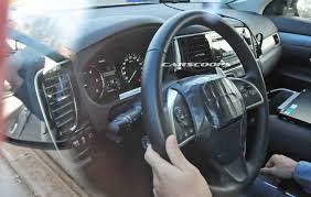 mitsubishi outlander 2016 interior scoop 2016 mitsubishi outlander to sport new corporate grille