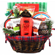 christmas gift baskets fashioned christmas gift basket small