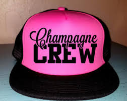 champagne hat etsy