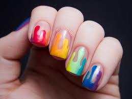 69 best nail polish two tone images on pinterest make up