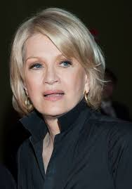 pictures of diane sawyer haircuts diane sawyer short bob hairstyle for older women over 60 styles